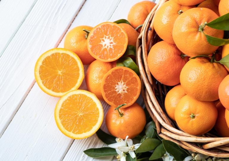Mutfağımızın Kış Güneşi: Portakal