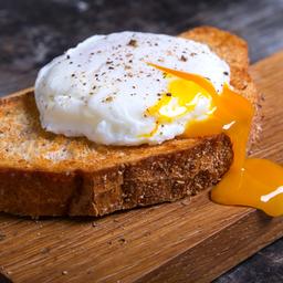 Kolay poşe yumurta yapımı